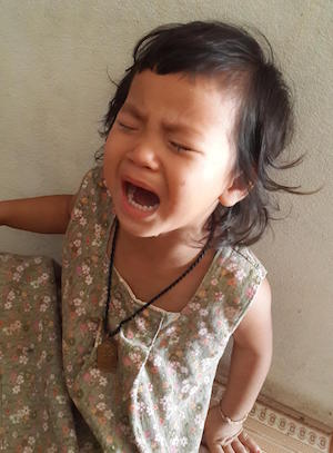 why children have tantrums