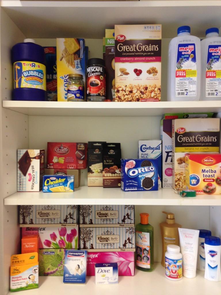 ABC Centre mini grocery